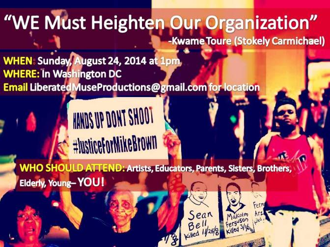 11 Ways You Can Help Ferguson Without Being IN Ferguson
