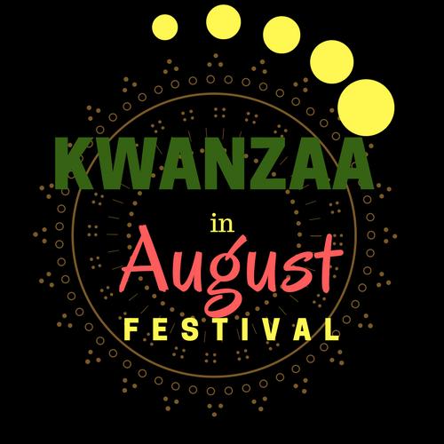 kwanza in august festival logo