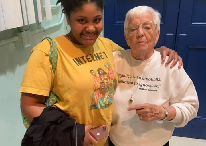 Meeting Jane ElliotT: A Lesson In Endurance as an Advocate forJustice