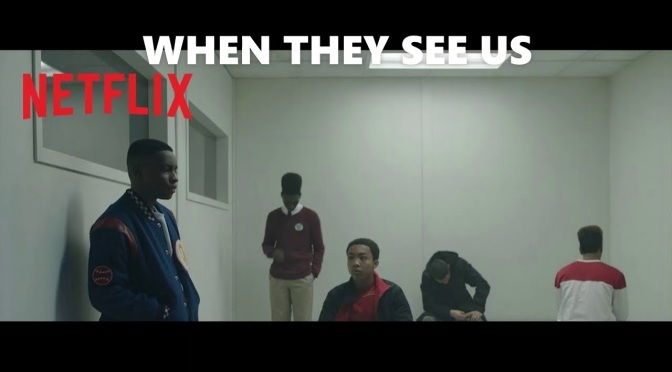 How to Watch  'When They See Us' with Your Children
