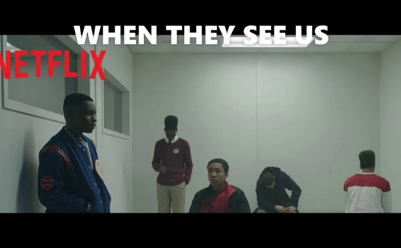 How to Watch  'When They See Us' with YourChildren