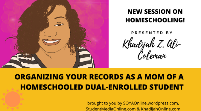 Record-Keeping for Your Dual-Enrolled Homeschooled Child