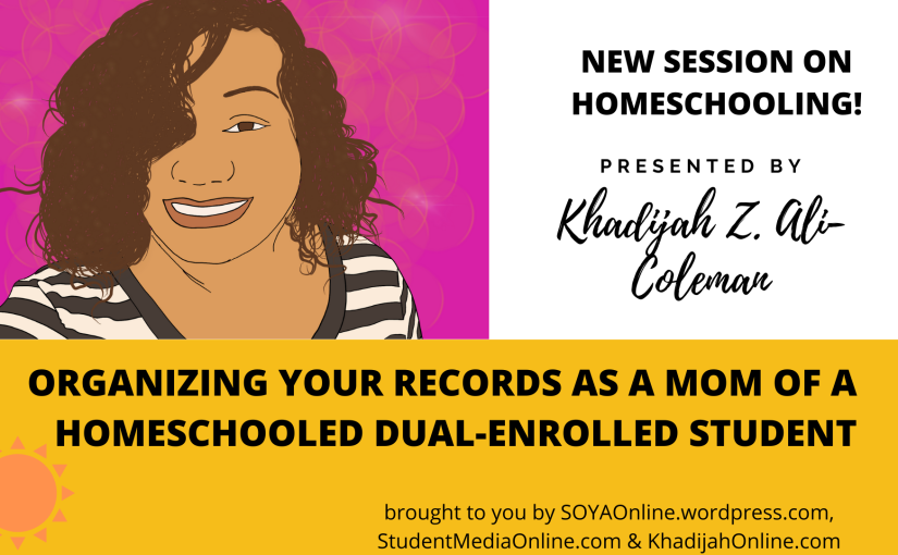Record-Keeping for Your Dual-Enrolled HomeschooledChild