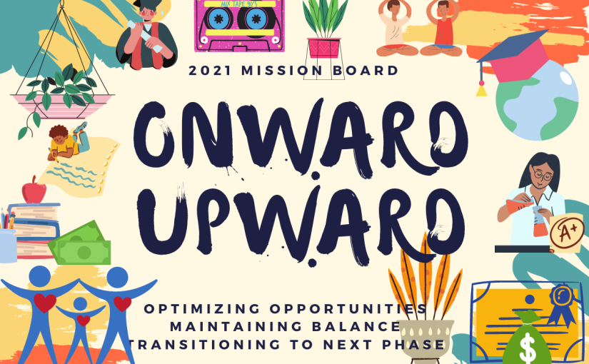 Creating a Mission Board to Jump Start Your HomeschoolingYear